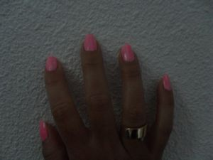 Vernis Phosphorescent Rose Fluo de Yes Love