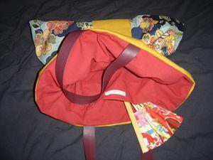 Mon modèle de sac de la collection d'été ...