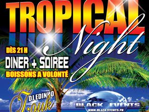 18/05/13 - Tropical Night - Marseille