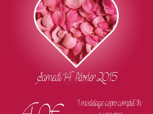Flyers Saint Valentin