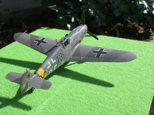 ME 109 G-2 Gunther RALL