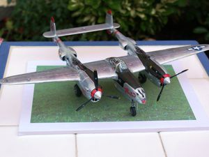 P-38 L EDUARD 1/48 &quot&#x3B;pacific lightnings&quot&#x3B;