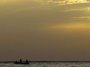Île de Fambine - Juin 2010...