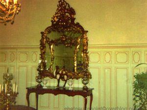 La salle à manger du château de 1941 à 1996 (suite)