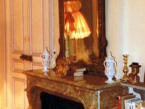 La chambre bleue du château de 1941 à 1996 (suite)