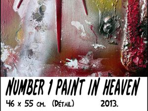 NUMBER 1 PAINT IN HEAVEN