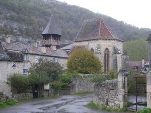 Espagnac Sainte-Eulalie - Marcilhac-sur-Célé