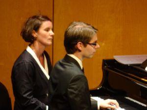 Tristan Pfaff et Camille Thomas ©Théodore Charles/un-culte-d-art.overblog.com