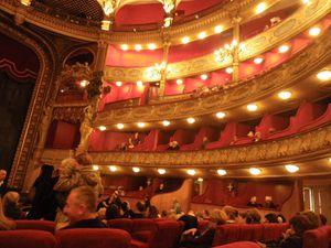 Opéra de Toulon - L'Opéra de quat'sous - Kurt Weill - Mise en scène Bernard Pisani - Sébastien Lemoine - Isabelle Vernet ©Théodore Charles/un-culte-d-art.overblog.com