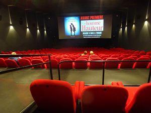 Nice - Cinéma Pathé Masséna - « Tout pour être heureux » de Cyril Gelblat ©Théodore Charles/un-culte-d-art.overblog.com