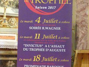 17èmes Musicales du Trophée – La Turbie - Ensemble Concerto di Viole ©Théodore Charles/un-culte-d-art.overblog.com