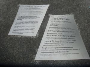 Nantes - Mémorial pour l'abolition de l'esclavage ©Théodore Charles/un-culte-d-art.overblog.com