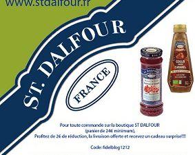 Tiramisu Coulis Choco-Framboise St Dalfour - Palet Breton