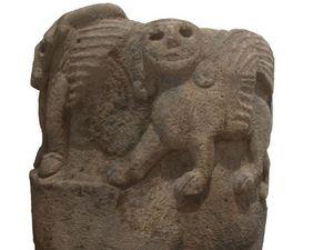 Une statue colossale néo-hittite découverte en Turquie
