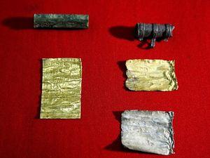 Des sortilèges mystérieux découverts par les archéologues en Serbie