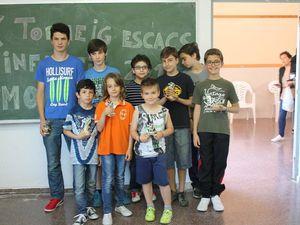 Torneo infantil Alberic 2016 y otros torneos