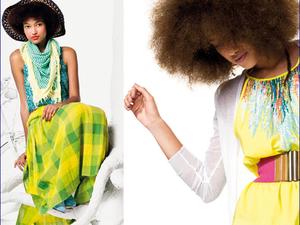 Benetton colore e moda: collezione primavera estate 2013