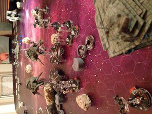 Avec l'extension , et la présence des frégates MarkII, les rebelles ont de quoi répliquer aux croiseurs impériaux !