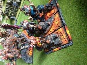 Warhammer Fantasy avec des Ogres !!!