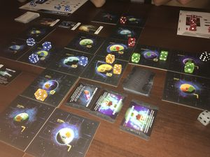 A Toulouse on joueee ! Encore ! Quantum, X-Com, Shogun, Summoner Wars, Victory or Death
