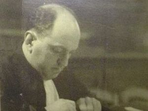 Le bâtonnier Charles BEDOS évoqué à l'Atria par les Amis de la Fondation pour la Mémoire de la Déportation