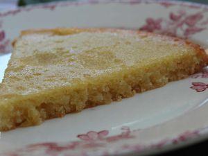 Gâteau sans farine à la noisette, très facile et très rapide à réaliser
