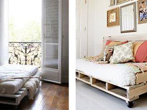 palettes sommier r cup d co. Black Bedroom Furniture Sets. Home Design Ideas