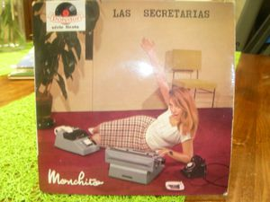 Monchito &quot&#x3B;Las Secretarias&quot&#x3B; Mad Women from the 1960's