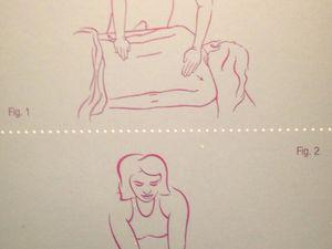 Massage du dos - les bases
