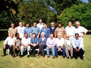 ACFP - Messico 1996 - South Africa 1997 - Messico 1998 - South Africa 1999