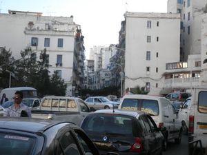 Alger. Bab el Oued.Rue Boubella .