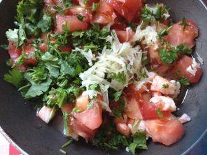 Bourek aux crevettes spécial Ramadan