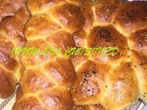 pain pour ramadan 2017