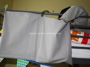 poches pour lit mezzanine