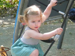 Little Miss Sunday pour un sunny wednesday