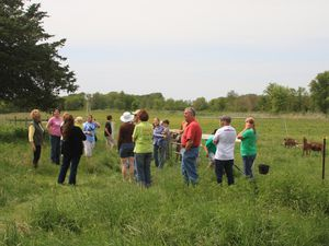 Prairie Rose Farm Tour