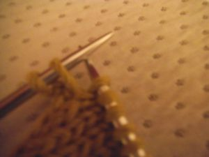 DIY augmenter  les mailles d'un tricot