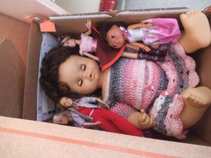 tuto gratuit barbie: jupe en rond