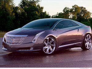 Salon de Détroit: Cadillac ELR