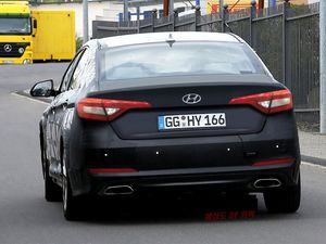 Nouvelle Hyundai Sonata