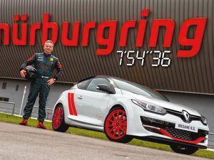 Mégane RS Trophy...nouveau record!