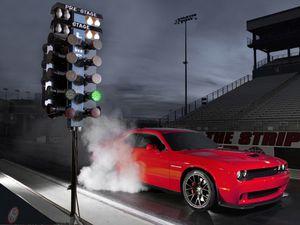Dodge Challenger SRT Hellcat...un monstre renaît!