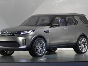 Le Land Rover Discovery...de l'intérieur!