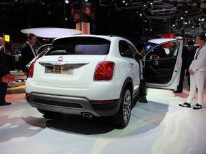 La Fiat 500X en commande!