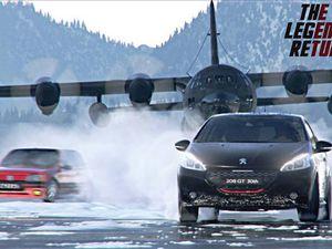 Pour les fans de...Peugeot!