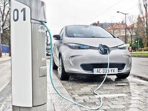Premier salon du véhicule électrique!
