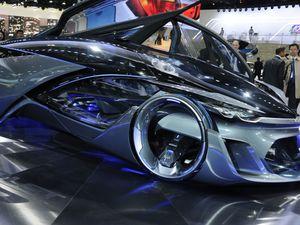 Chevrolet...un projet fou...mais autonome!