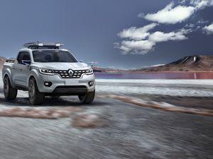 Renault et les pick-up...c'est officiel!