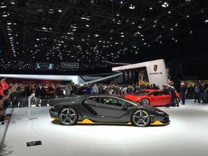 Lamborghini Centenario...un look ravageur!