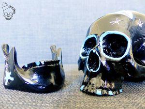Home'Skull , Tête de mort, vanité, crâne, Skull Small NOUVELLE COLLECTION Tout Commence par un rêve N°4